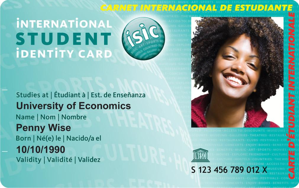 ISIC Kartı